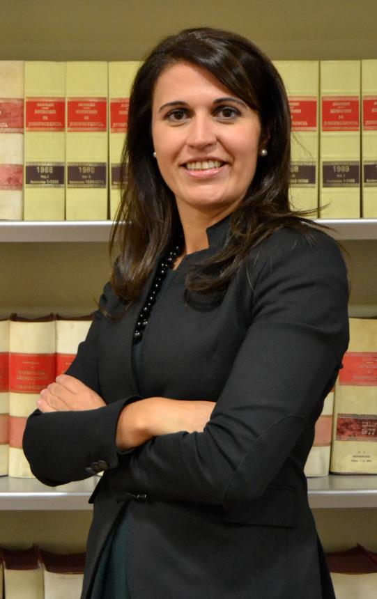 Eulalia Barrios, elegida defensora del Colegiado en el Colegio de Abogados de Málaga