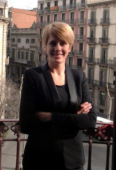 Cristina Borrallo