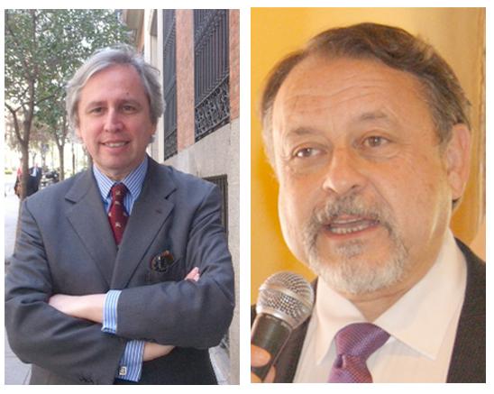 Beltrán Gambier y Javier Cons