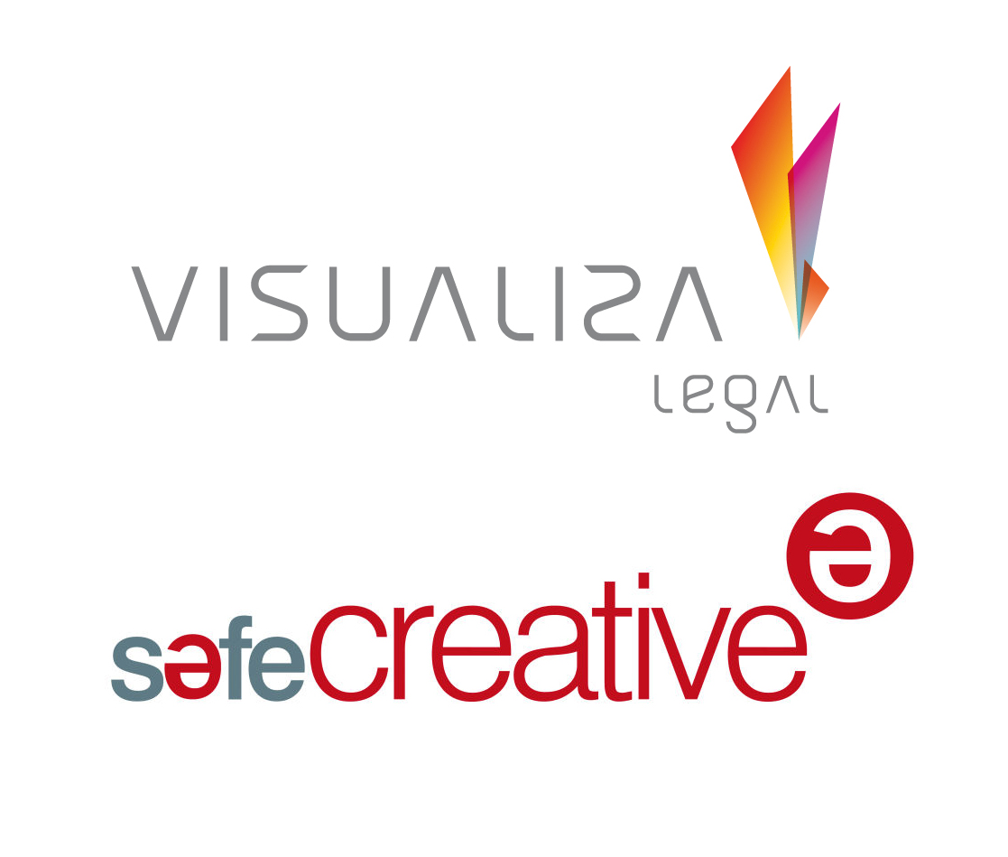 Visualiza Legal y Safe Creative