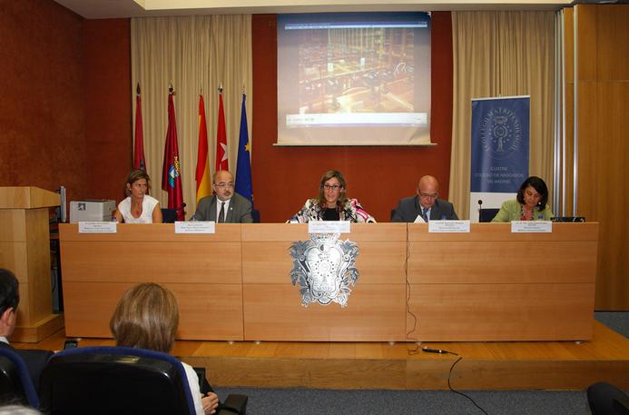 Inauguración biblioteca jurídica