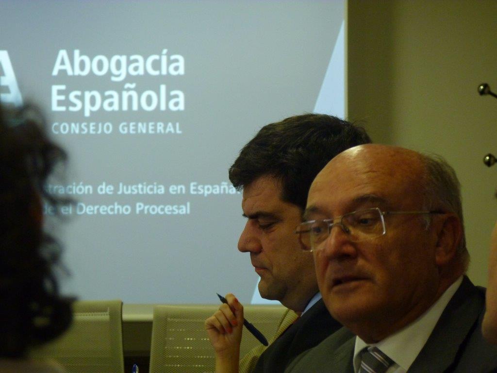 Carlos Carnicer y Gilberto Perez