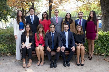 Candidatura de Jovenes Abogados de Madrid