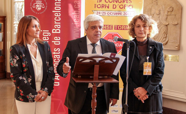 Rueda prensa congreso turno de oficio
