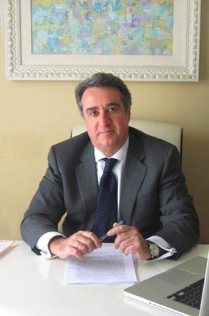 Juan de la Cruz, socio director de López Rodó & Cruz Ferreror de