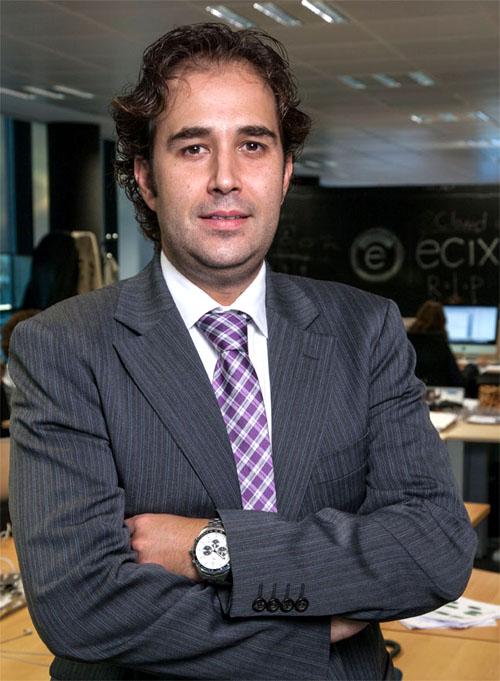 Agustín Palomo ECIX