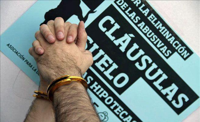 El supremo apaga la batalla judicial por las cl usulas for Clausula suelo acuerdo judicial